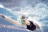 Arena 1E051-65-NS Swim Snorkel Pro, Acid Lime