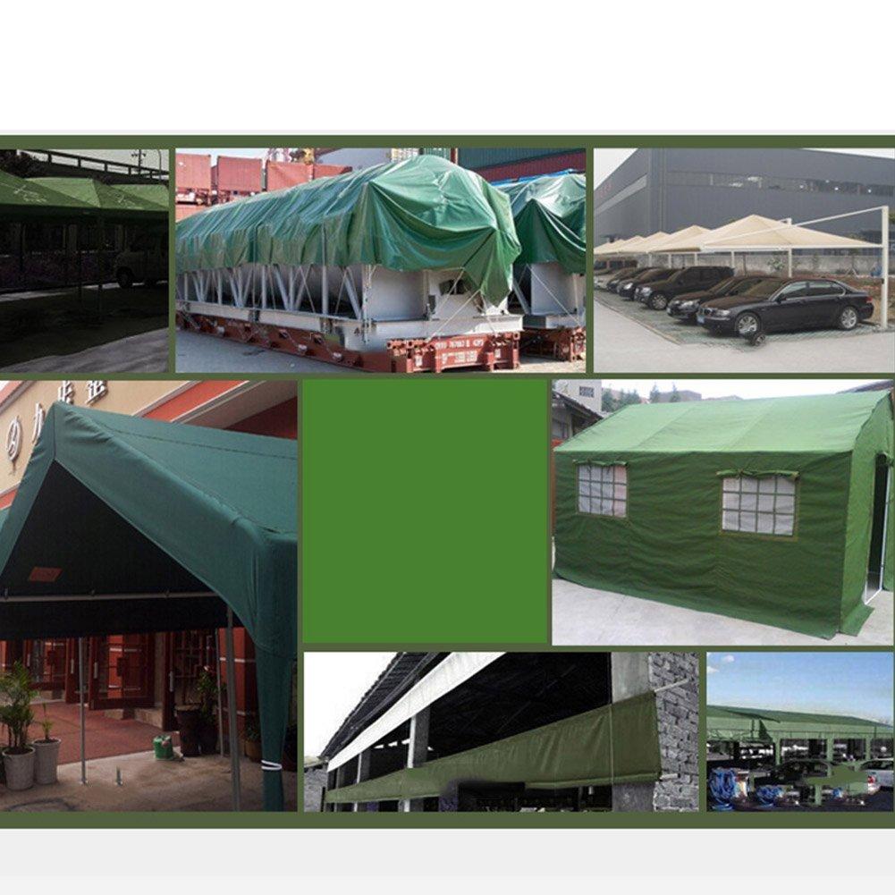 Xuanlindian Thick Tarpaulin  Outdoor Tarpaulin Truck Tarpaulin Outdoor Sunshade dustproof Windproof Anti-Corrosion Anti-Oxidation Black