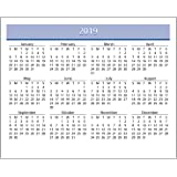 Amazon Com At A Glance Desk Calendar And Base 5 5 8 Quot X