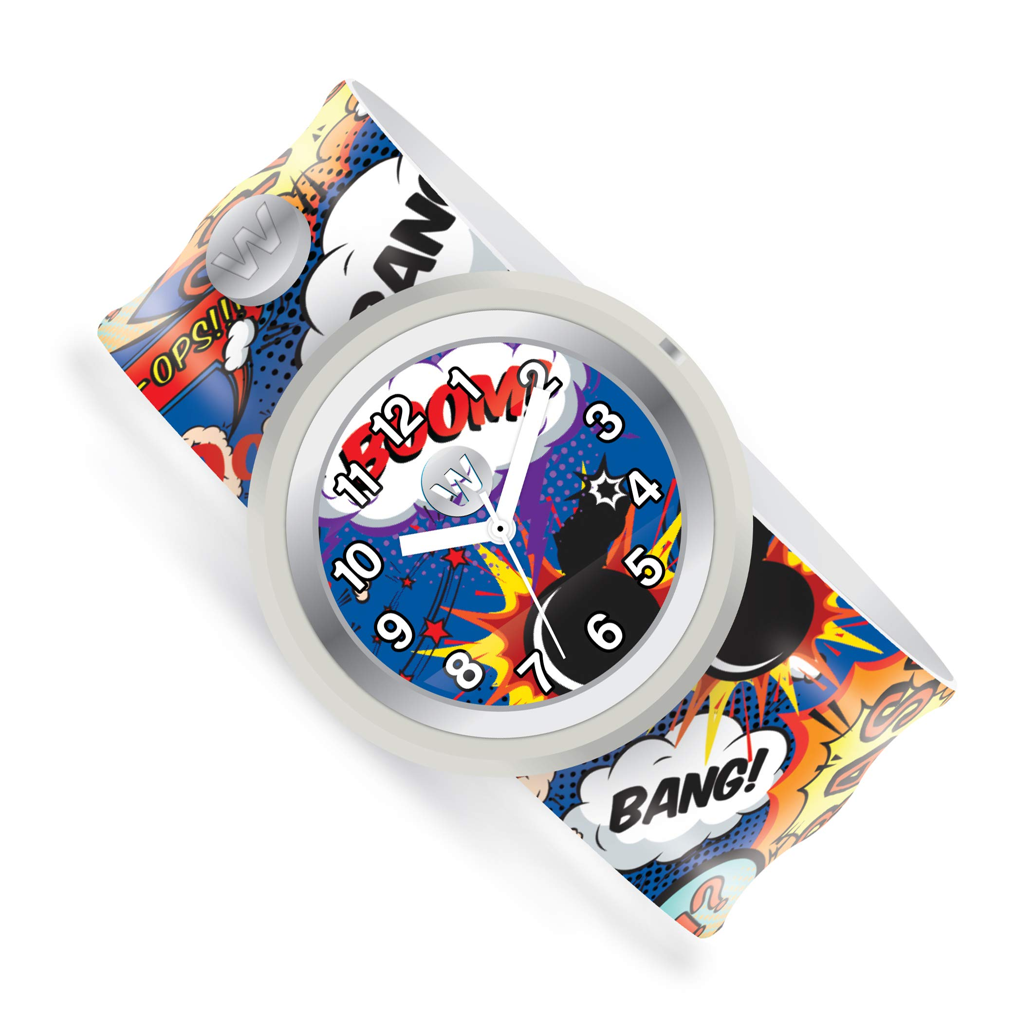 Watchitude Slap Watch, Comics, Collectible, Limited Edition by watchitude