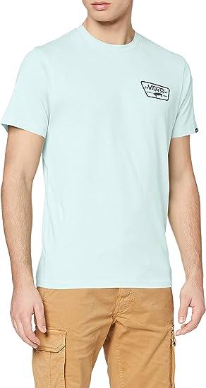 TALLA S. Vans Full Patch Back SS Camiseta para Hombre