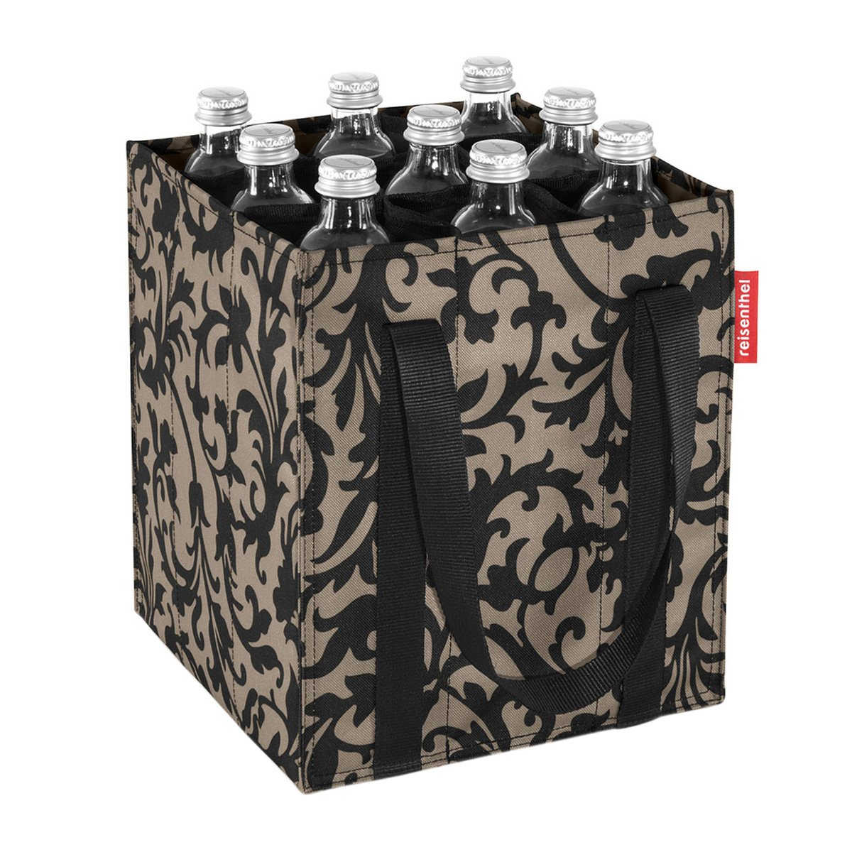 Reisenthel ZJ7009 Bottle Carrier Dots by Reisenthel