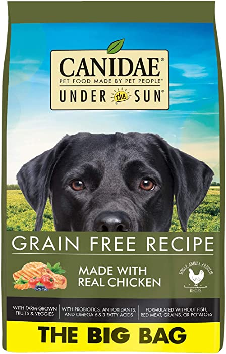 Top 10 Canidae Grain Free Dog Food Chicken