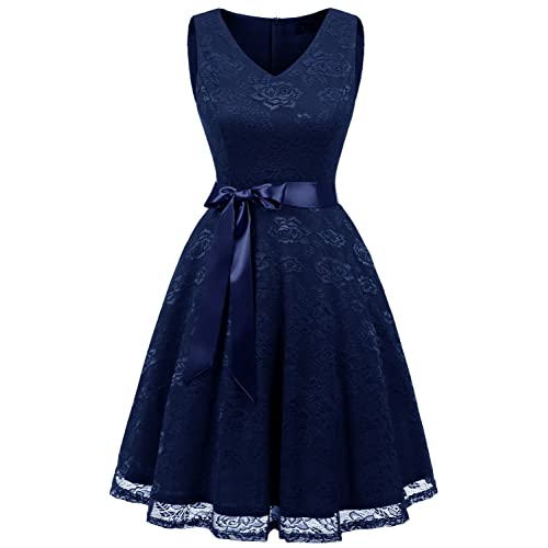 Navy Blue and Gold Bridesmaid Dresses: Amazon.com