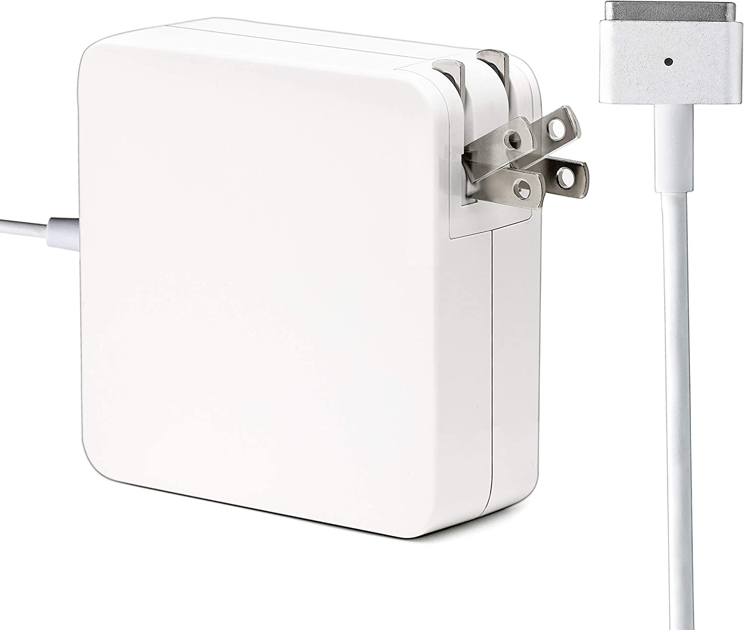 85W Power Adapter, Compatible Magnetic T-Connector Replacement for Mac Pro 15