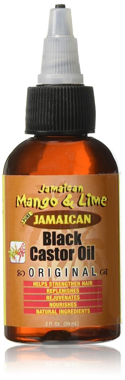 Jamaican Mango & Lime Black Original Castor Oil 2 Fl Oz