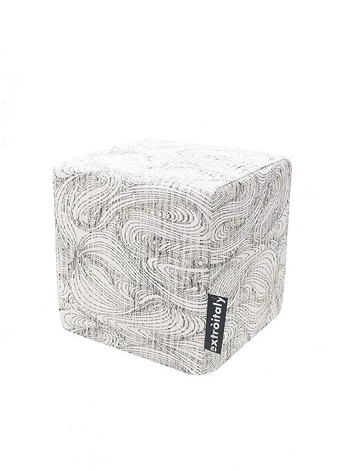 EXTROITALY - Puf Modelo Casabella - Medidas 40 x 40 (Altura) cm ...