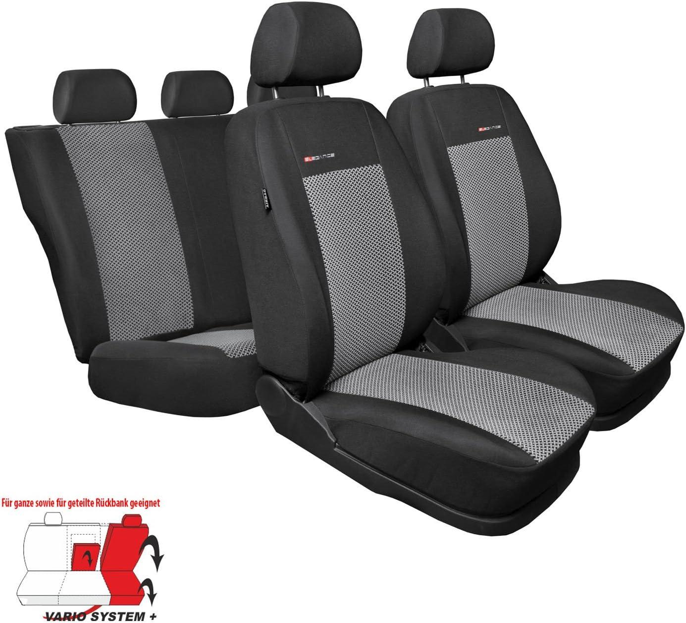 Ford C-Max Ma/ßgefertigte Sitzbez/üge Sitzbezug Schonbez/üge Sitzschoner