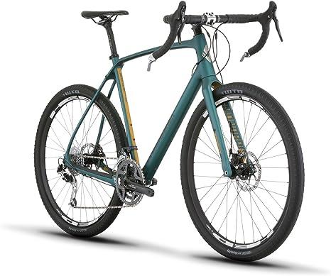 Diamondback Bicicletas Haanjo 5C Gravel de Carbono Adventure Bicicleta de Carretera: Amazon.es: Deportes y aire libre