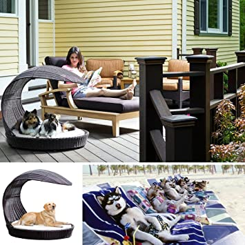 extra large dog bedsdog chaise pet bedpuppy beds