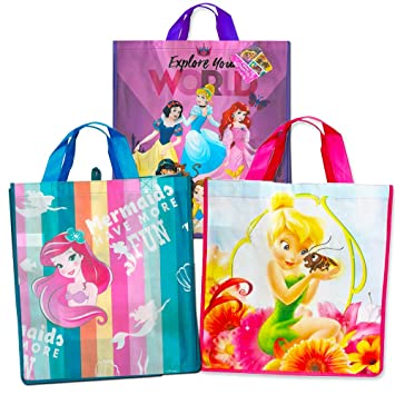 Amazon.com: Disney Princess bolsa Bolsas Value Pack – -3 ...