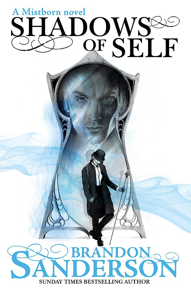 Shadows of Self: A Mistborn Novel: Amazon.es: Brandon Sanderson: Libros en idiomas extranjeros