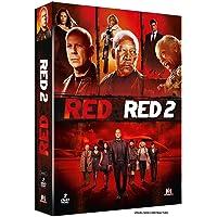 Coffret : RED + RED 2 - Coffret DVD