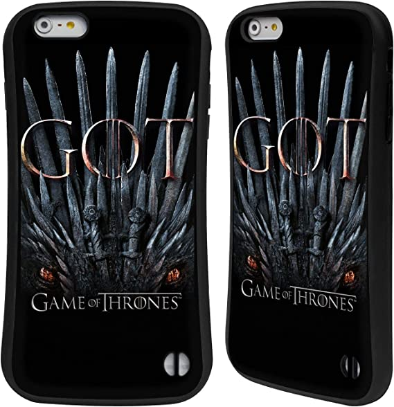 Game of Thrones cast dragon iphone case