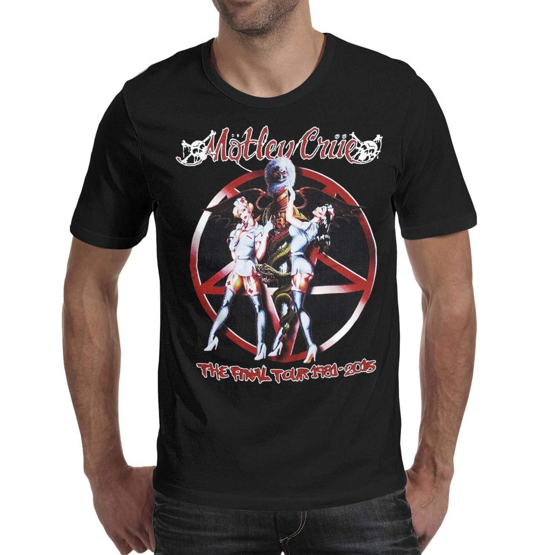 T Shirts Tee Crew Neck Art Metal Rock Group Poster Top 1199