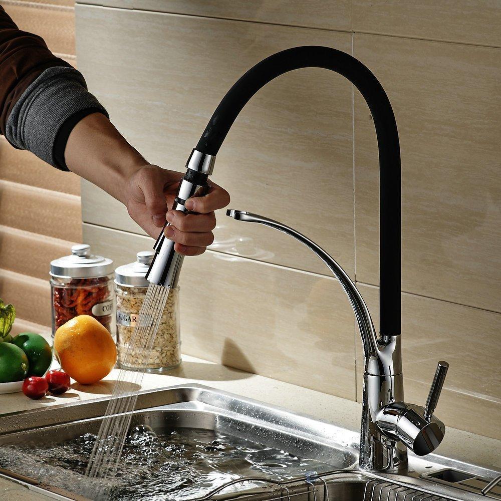 Großartig Küchenarmatur Mit Spray Diagramm Ideen - Küche Set Ideen ...
