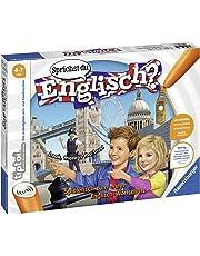 Ravensburger tiptoi 00786 - Spiel: Sprichst du Englisch? / Lerne spielerisch und interaktiv Englisch