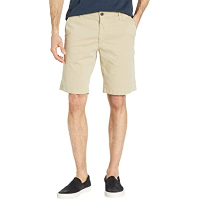 AG Adriano Goldschmied Griffin Shorts in Fresh Sand Fresh Sand 30: Clothing