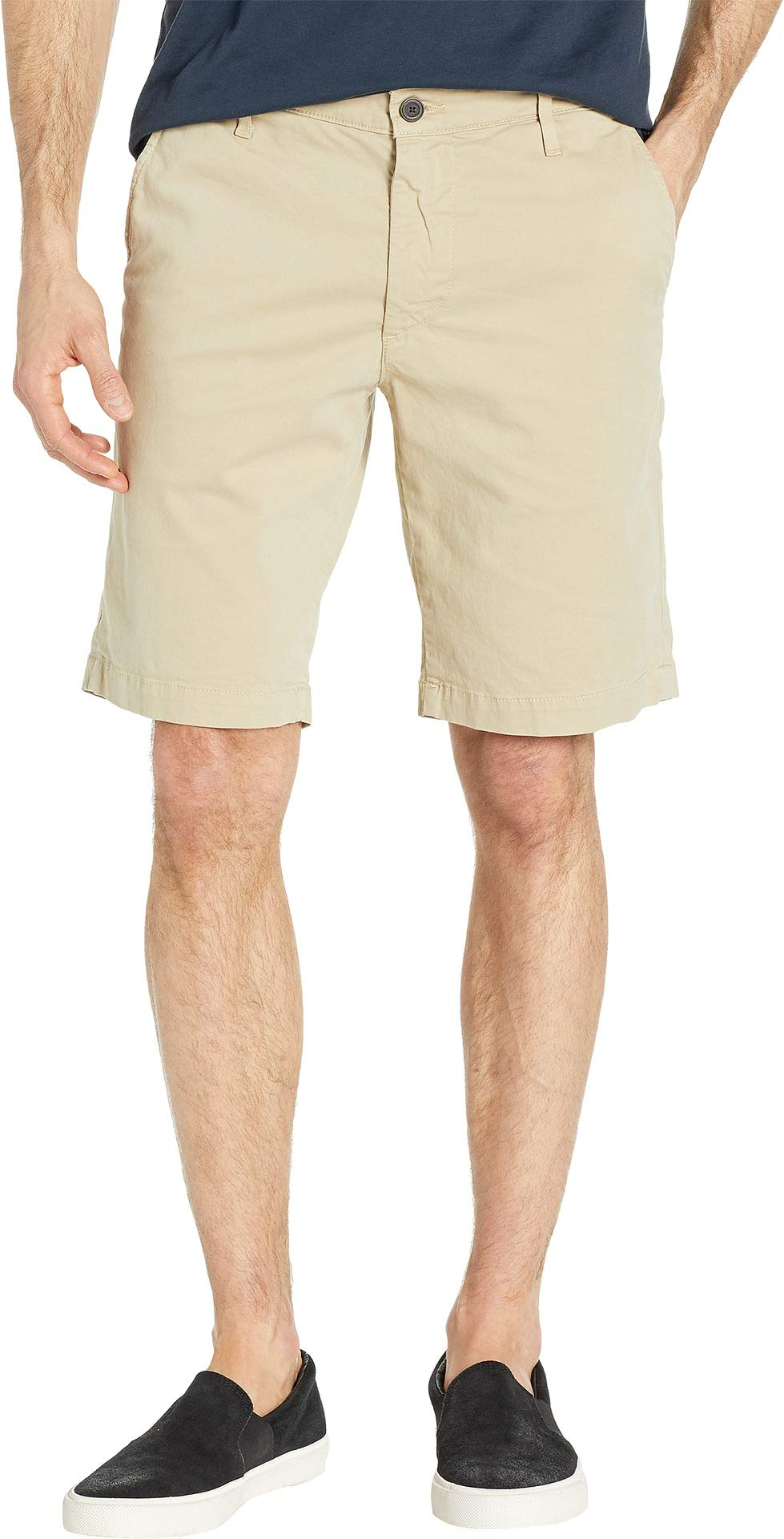 AG Adriano Goldschmied Men's Griffin Shorts in Fresh Sand Fresh Sand 34 10