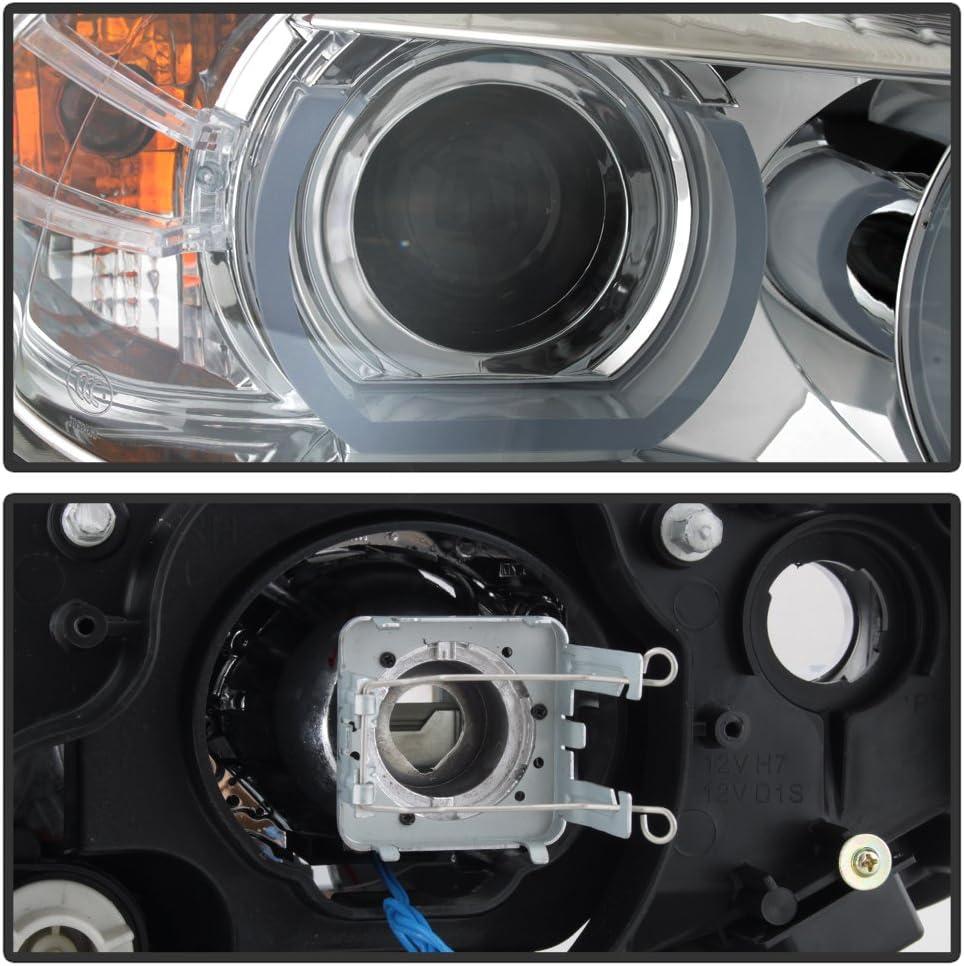 Spyder Auto PRO-YD-BMWE9005V2-HID-DRL-C Projector Headlight