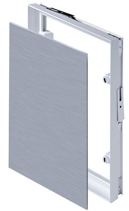 ACCESS PANEL 200X500 Metal inspection door. White painted galvanized steel (MPCV8)  sc 1 st  Amazon UK & ACCESS PANEL 200X500 Metal inspection door. White painted ...
