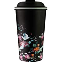 Avanti Go Cup Double Wall Travel Cup, Japanese Crane, 13476