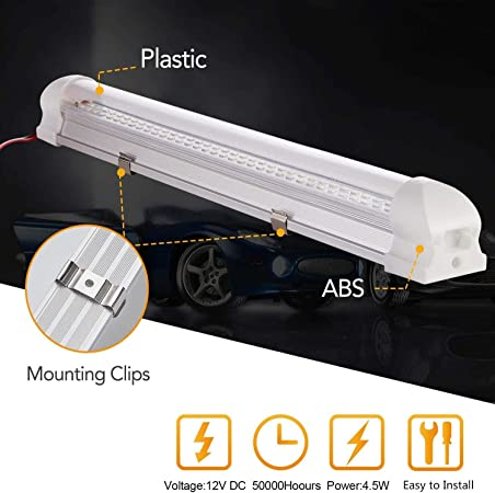 2000 2001 2002 2003 2004 2005 Cut to fit LED Awing Kit Motorhome RV Lights