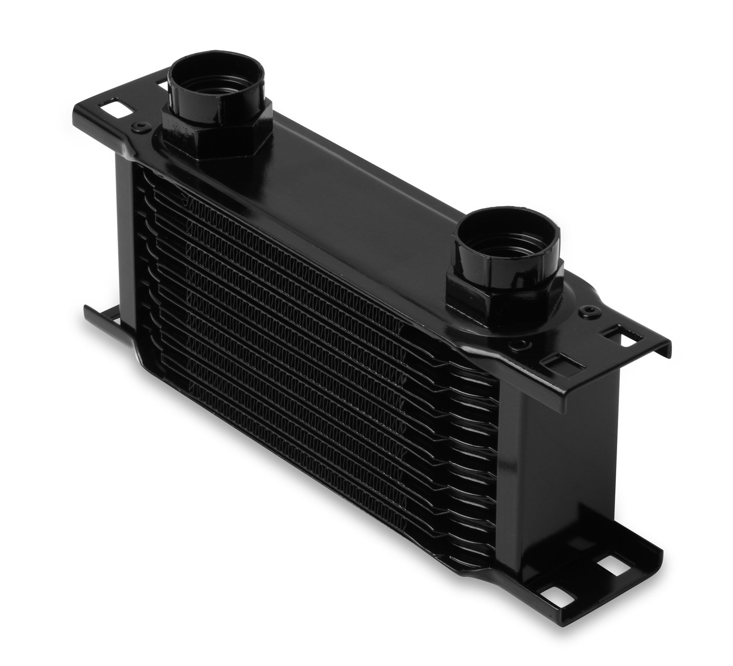 Earl's 21000AERL 10 Row Oil Cooler Core Black Earl' s Performance