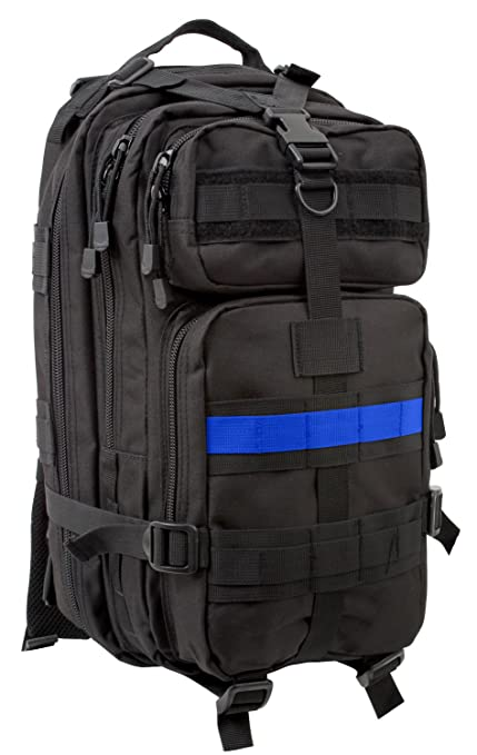 Image Unavailable. Image not available for. Color  Rothco Thin Blue Line ... 4ad28341269