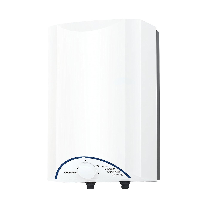 Siemens DO0570C Vertical Depósito (almacenamiento de agua) Sistema de calentador combinado Blanco calentadory - Hervidor de agua (Vertical, ...