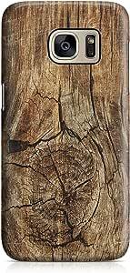 Samsung S7 Edge Case Tree Wood pattern Sleek Design Durable Samsung S7 Edge Cover Wrap Around