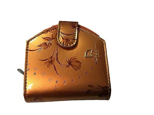 IMPERIAL HORSE - Cartera de Mano para Mujer Mediano, Color Dorado, Talla S: Amazon.es: Zapatos y complementos