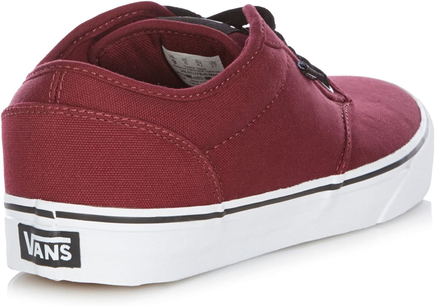 vans atwood rouge