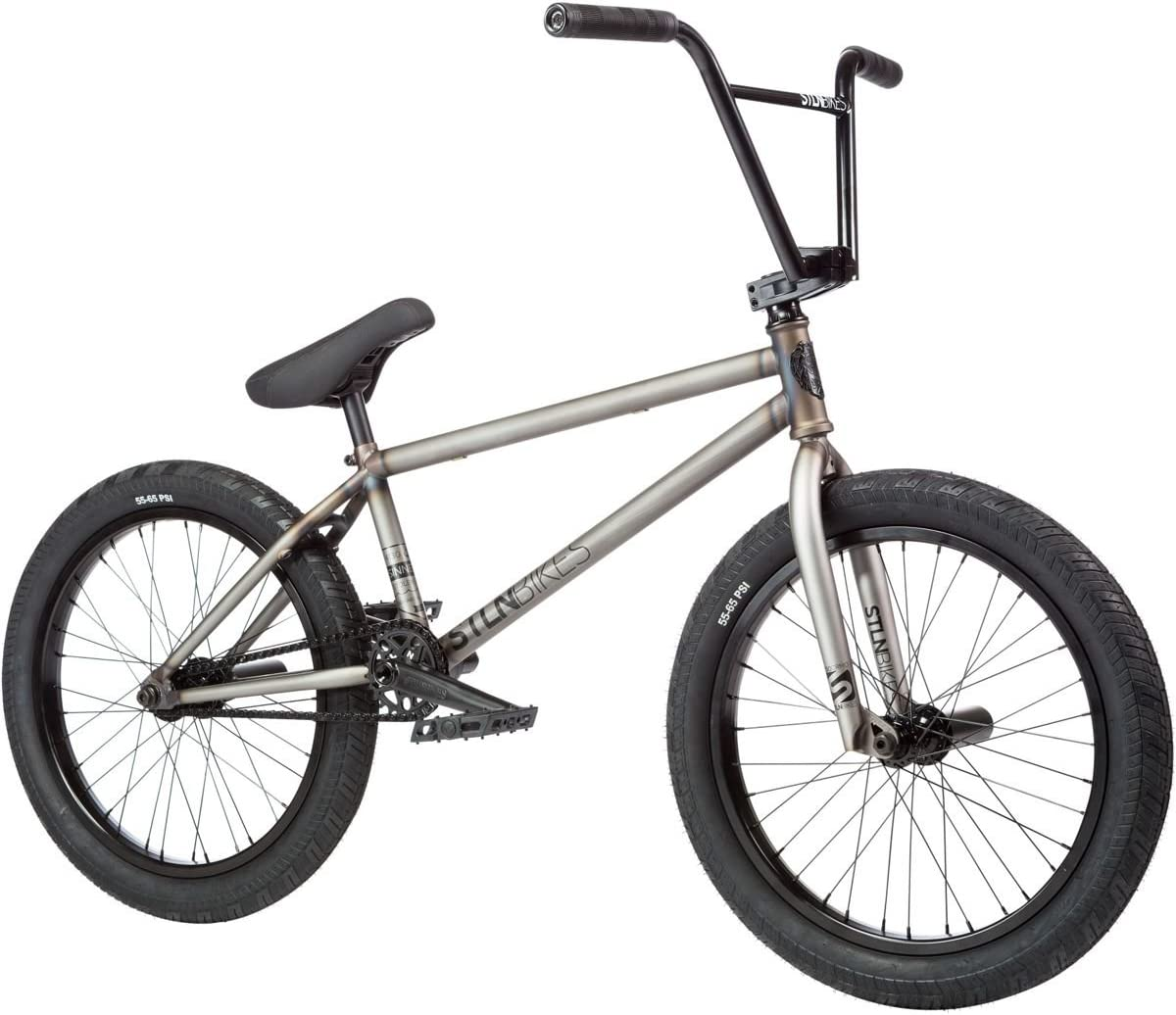 Stolen Sinner XLT BMX bicicleta tubo superior 2017 21