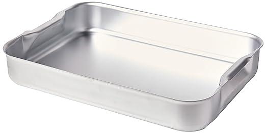 Zodiac Aluminio Fuente para Horno, Plateado, 7,9 litros: Amazon.es ...