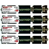 Komputerbay  16GBメモリ  4枚組  4GBX4   増設メモリ  DDR2   PC2-5300F 667MHz   240pin  FBDIMM   ヒートシンク付Apple