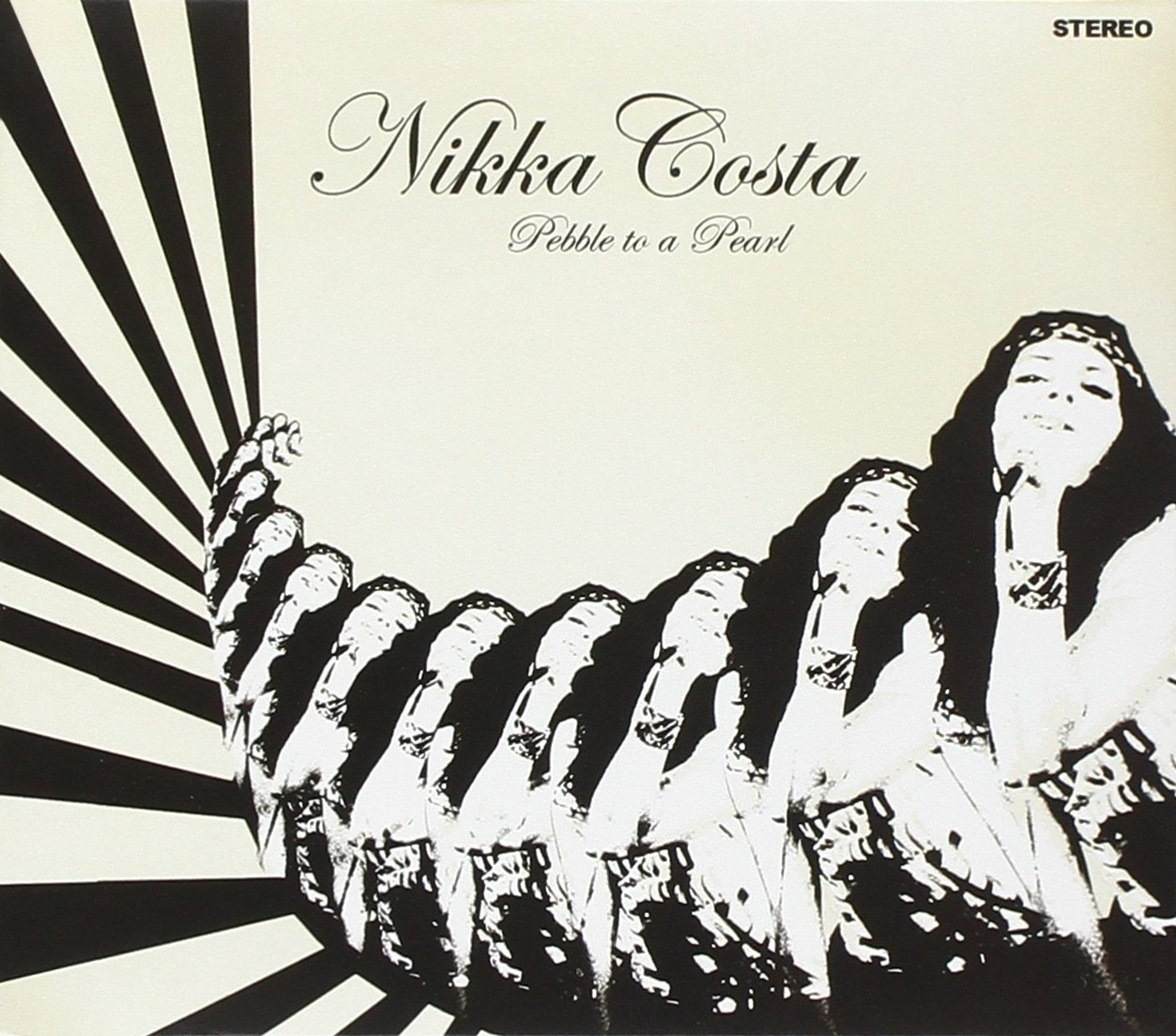 CD : Nikka Costa - Pebble To A Pearl (Digipack Packaging)