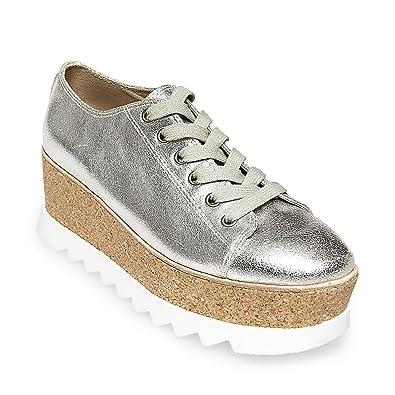 c761dd8e151 Steve Madden Women's Korrie Fashion Sneaker