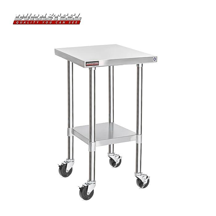 The Best Steel Industrial Food Tables