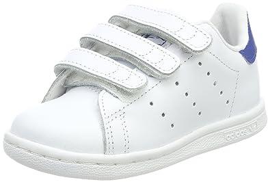 Sneakers White Adidas Mixte Bébé Basses Smith Stan Blanc footwear TSrS8E