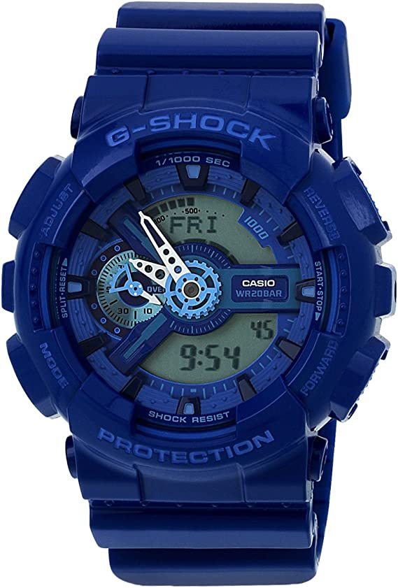 [カシオ]CASIO 腕時計 G-SHOCK Gショック アナデジ GA-110BC-2A メンズ [逆輸入]