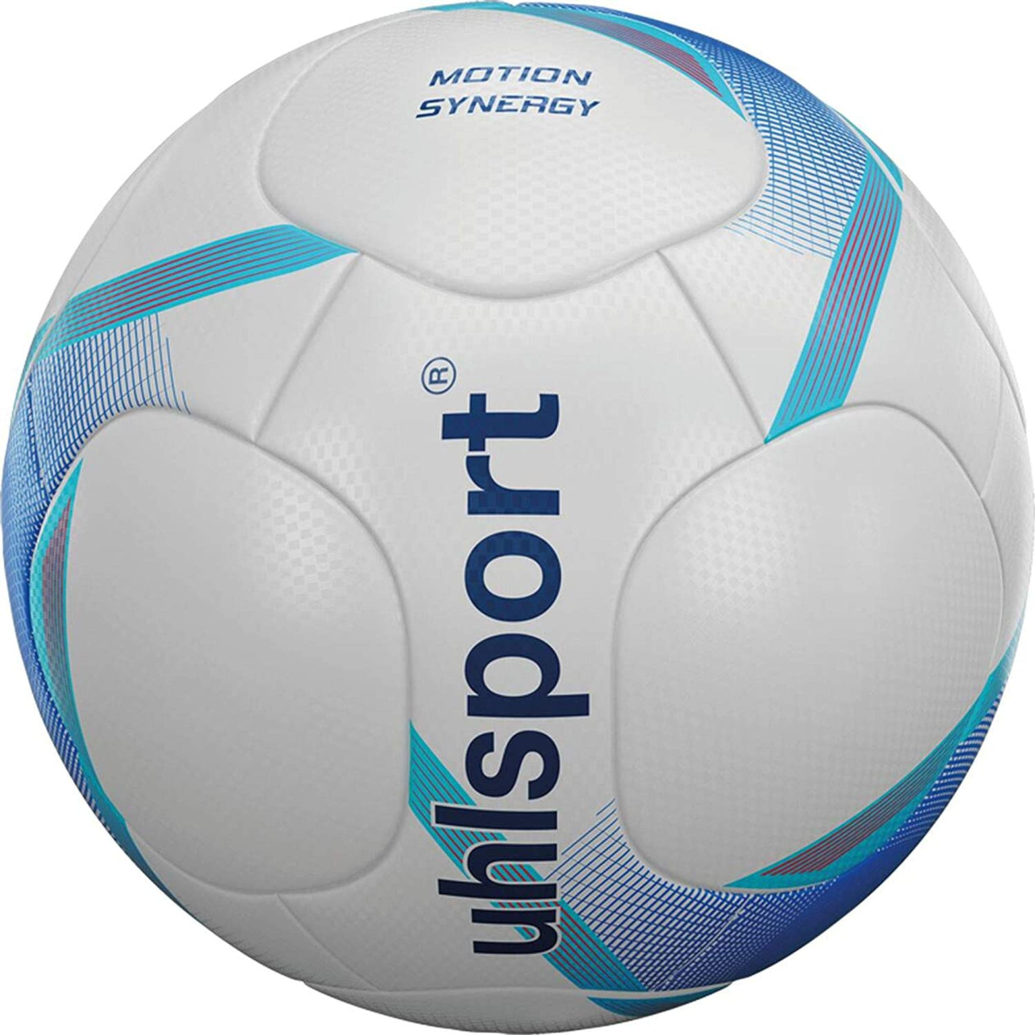 uhlsport Motion Synergy Balón de fútbol, Juventud Unisex: Amazon ...
