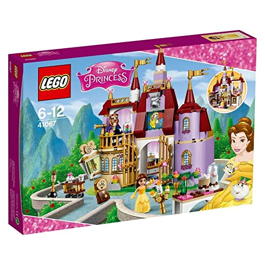 605 opinioni per LEGO Disney Princess 41067- Il Castello Incantato Di Belle