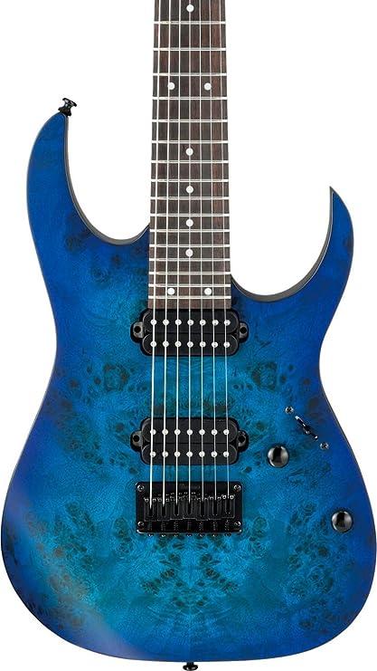 Ibanez RG Series RG7421PB - Sapphire Blue Flat