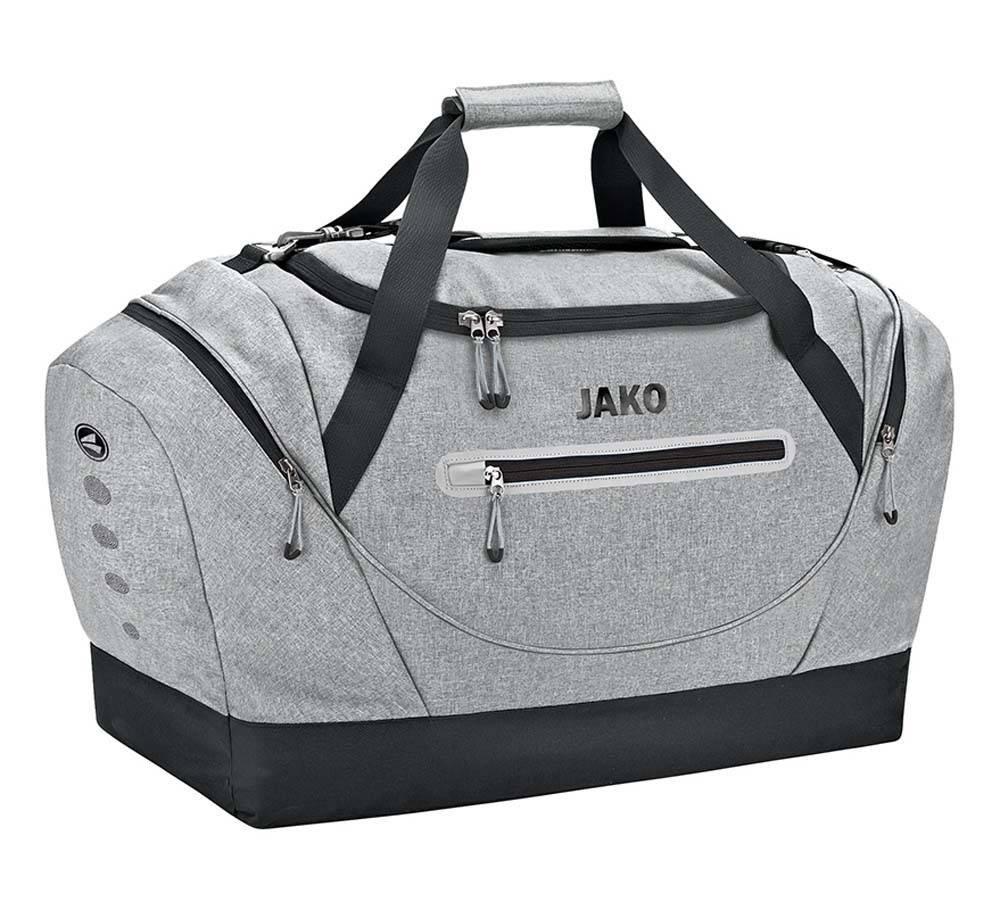 Grau Meliert 42 L 59 cm JAKO Sporttasche Champ