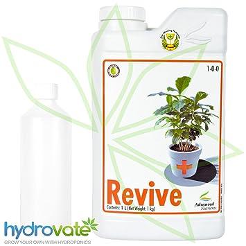 Advanced Nutrients Revive (1L decantado de 5L), cultivos hidropónicos crecer Bloom fertilizantes nutrientes