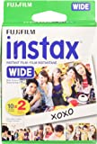 Fujifilm Instax Wide Instant Film (20 Sheets)
