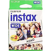 Fujifilm Instax Wide Instant Film (20 Sheets)