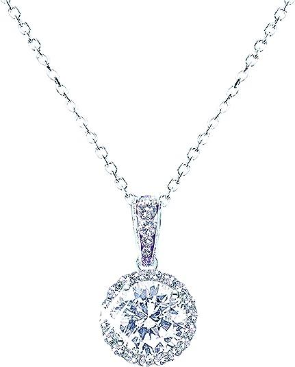 1920s Pave Stud necklace