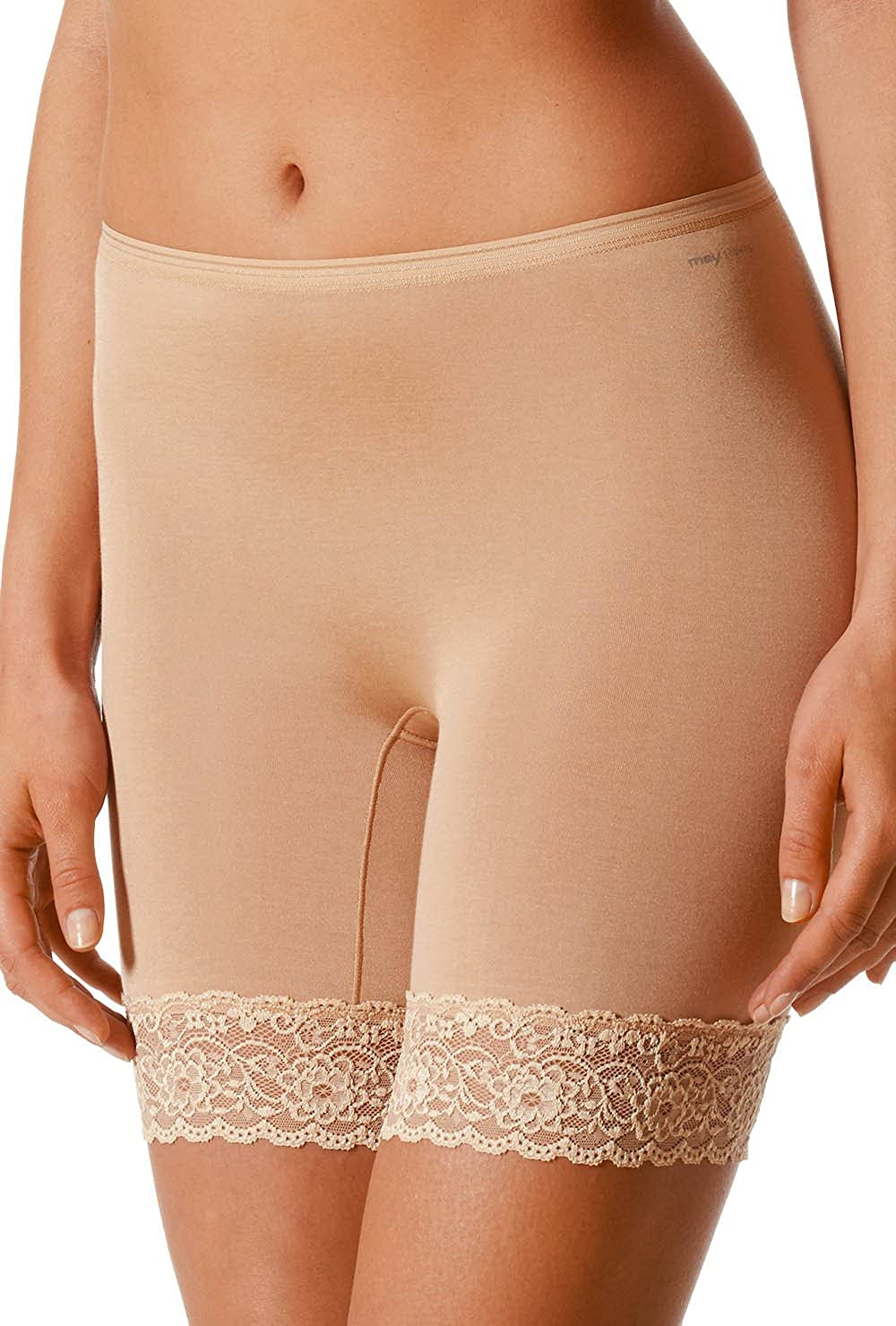 Mey 88210-7 Womens Soft Skin Solid Colour French Knickers